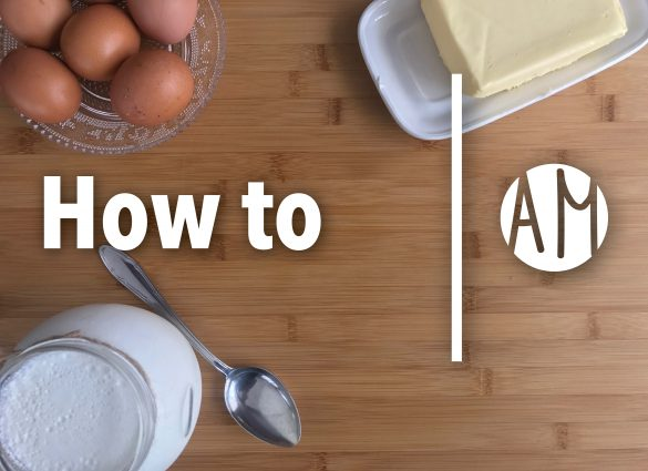 how to: get ingredients to room temperature