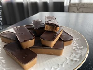 chocolate peanut butter treats